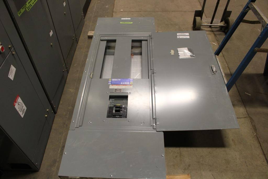 Square D  Low Voltage Panel Board I-Line 225 Amp 240/120 Volt