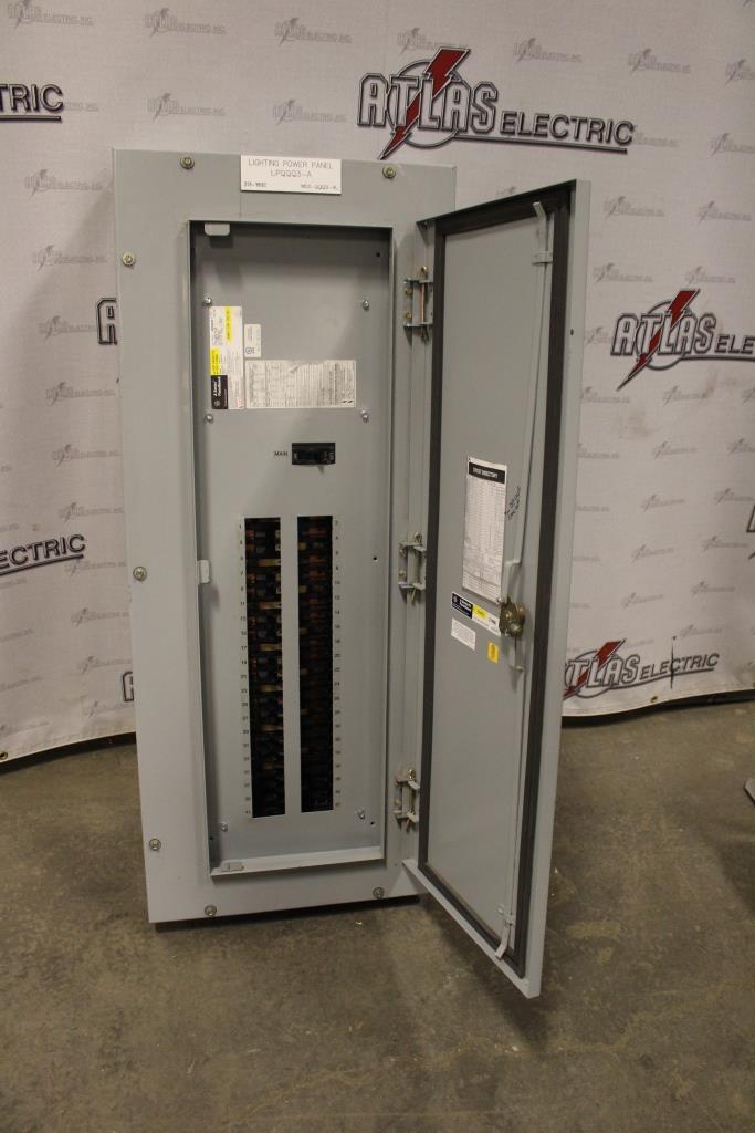 General Electric  Low Voltage Panel Board 225 Amp 208Y/120 Volt