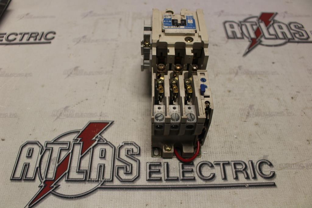 Allen Bradley Size 1 FVNR Motor Starter Catalog Number AN16DNO