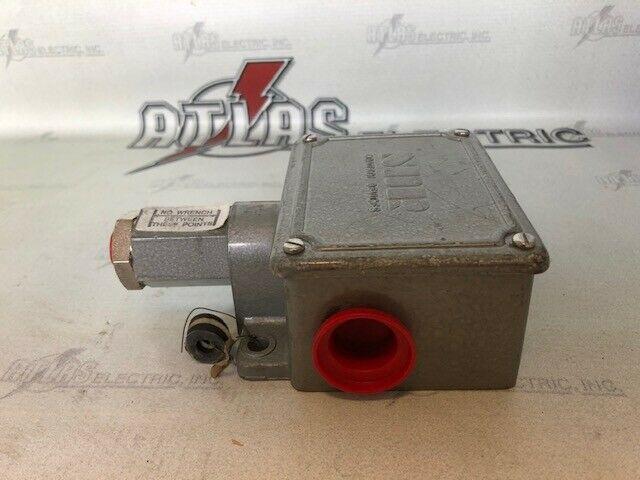 SOR 6NN-K5 PRESSURE SWITCH 10-180 PSI