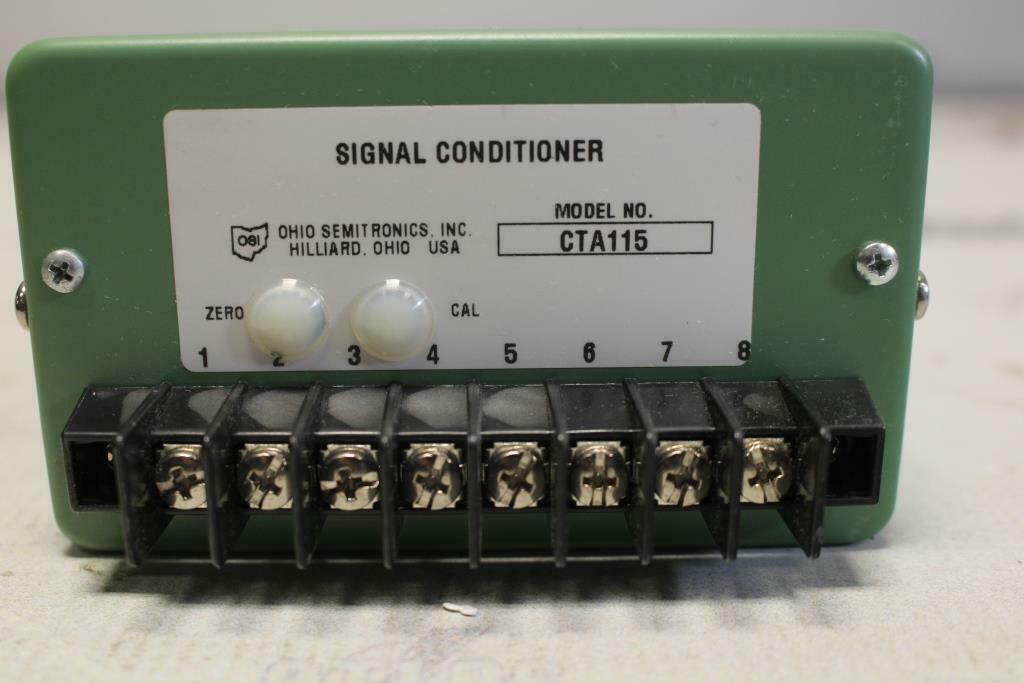FLEXCORE SIGNAL CONDITIONER CTA115
