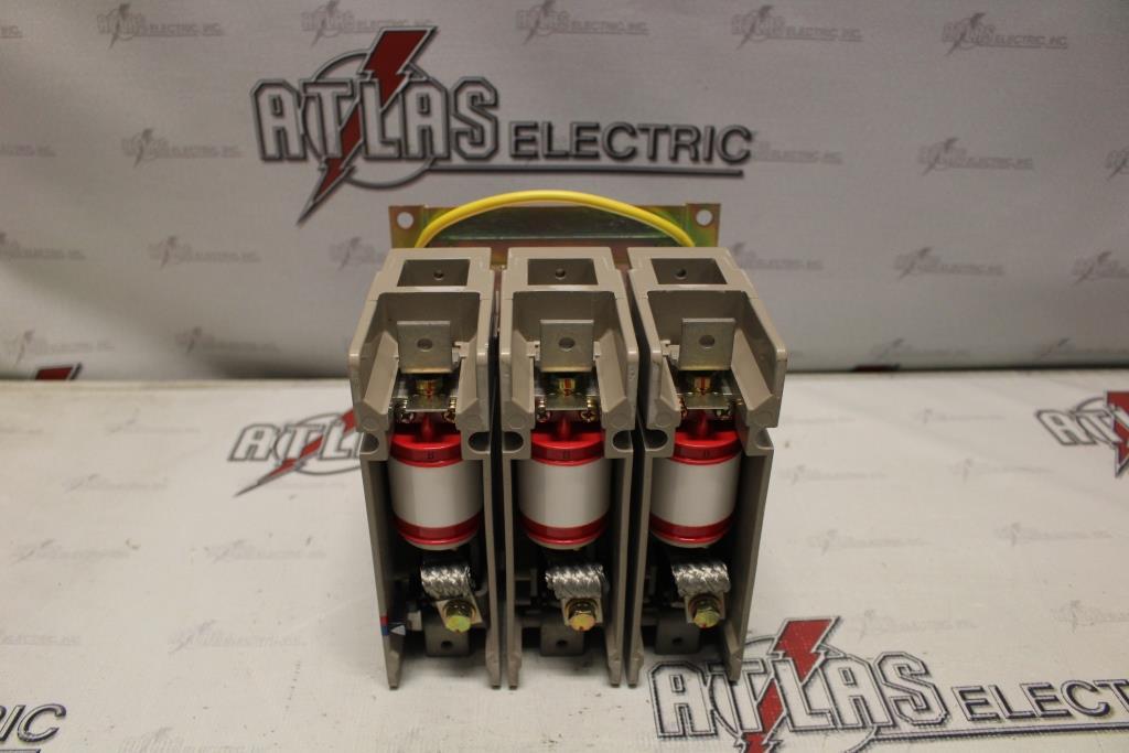 Mitsubishi SH-V-160 160 Amp 1500 Volt Vacuum Contactor 100-127 Volt Coil