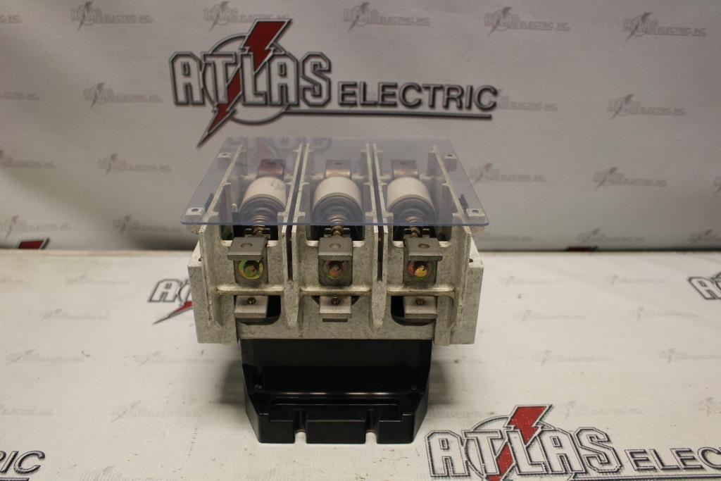 Toshiba CV-1 GAU 160 Amp 1500 Volt Vacuum Contactor 100-240 Volt AC Coil 100-220 Volt DC